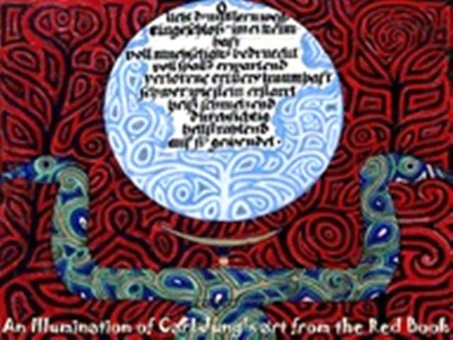 carl jung red book illumination 53 oh light of the middle way enclosed ...