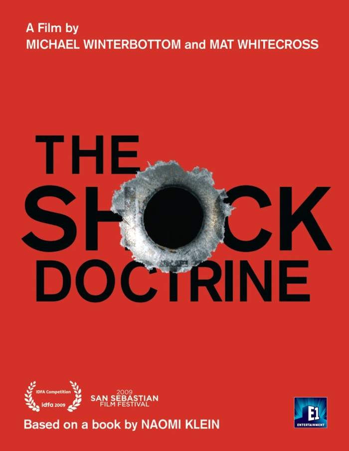 The Shock Doctrine: The Rise of Disaster Capitalism )