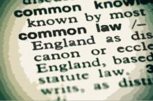 Common-law