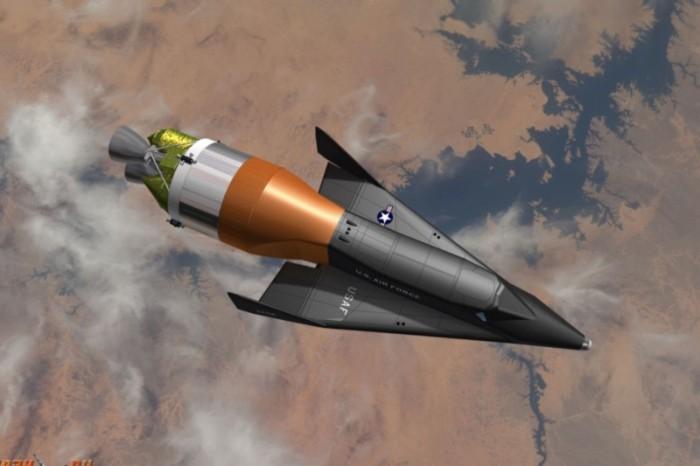 USAF's Dyna-soar space plane