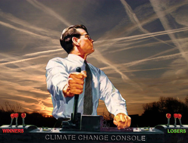 Crossroads Chemtrails Is The General Public Finally