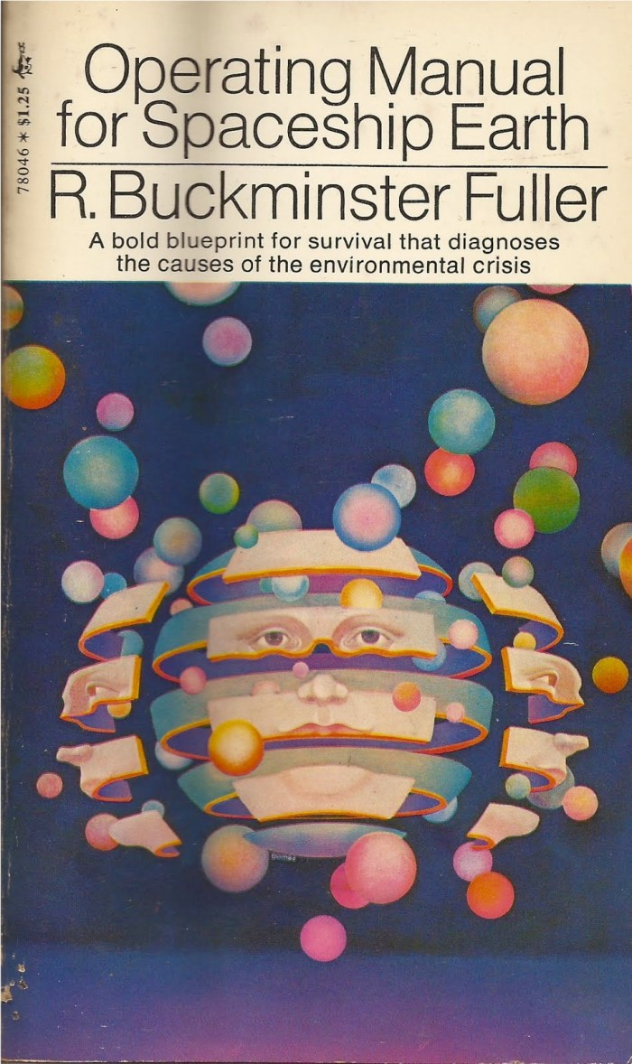 OWL CAVE: Operating Manual for Spaceship Earth, R. Buckminster Fuller