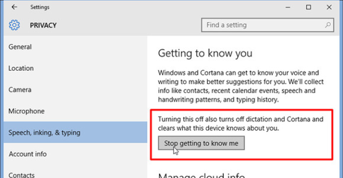 privacy-settings-windows10-voice