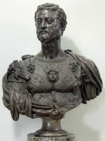 The Dark Secret of the Vatican Pagan Gods Cosimo-i