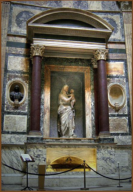 The Dark Secret of the Vatican Pagan Gods Pantheon-raphaels-tomb