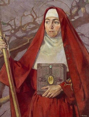'Female Druids', The Forgotten Priestesses of the Celts Saint-bridgit