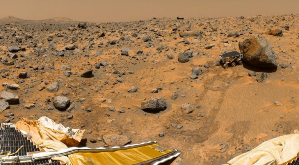 """We're About To Find Life On Mars But The World Is """"Not Prepared"""" Mars-life-nasa"""