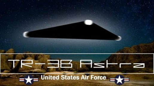 The Mysterious TR-3B – Not Every UFO Spotted is One of Theirs Iu-18