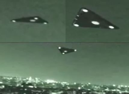The Mysterious TR-3B – Not Every UFO Spotted is One of Theirs Z