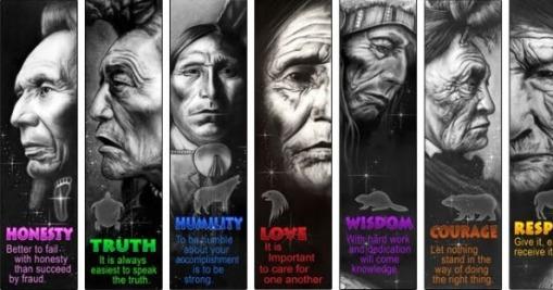 'The Messenger is Relentless', Ceremonial Elders Message to a Conflicted World Iumy1llt7m