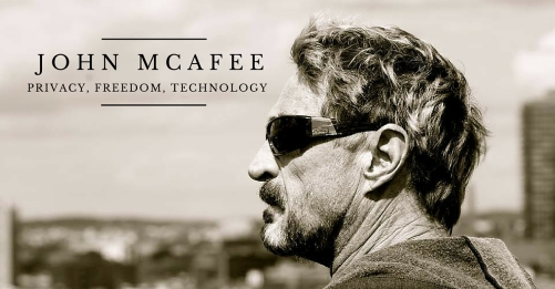 Bad-Ass John McAfee Warns Governments 'Are Deceiving You' About Virus Iu-2